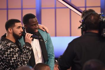 Drake Hilariously Accuses Draymond Green of Rigging Fam Jam