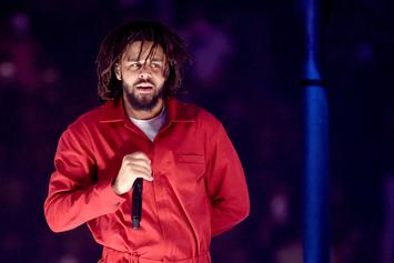 J. Cole Denied Entry Into Toronto Nightclub