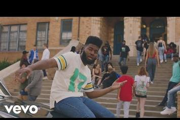 "Khalid ""Young Dumb & Broke"" Video"