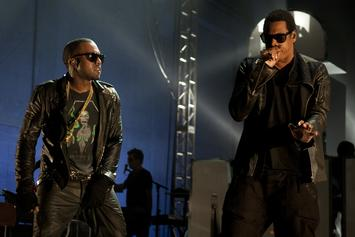 "Watch The Jay-Z & Kanye West Documentary ""Public Enemies"" Now"