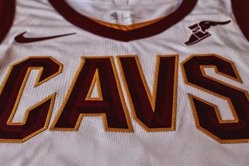 """Cleveland Cavaliers Unveil """"Association"""" And """"Icon"""" Nike Uniforms"""