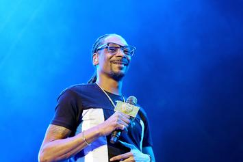 "Snoop Dogg ""Promoter"" Sued By Bulgarian Charity For Using Fake Look Alike"
