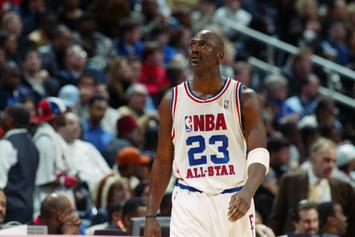 "Michael Jordan Named ""Greatest Black Athlete Of All-Time"""