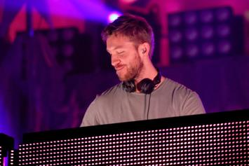 Calvin Harris Tops Forbes' List Of The World's Highest-Paid DJs