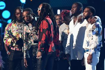 Petition Wants Quavo To Get A Feature On The National Anthem