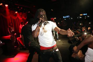Chief Keef Reveals Cover Art & Tracklist For Upcoming Mixtape