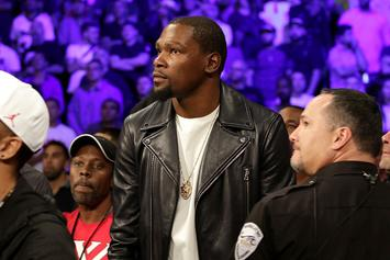 "Kevin Durant Takes Pay Cut: ""It's My Money, I Can Do What The Hell I Want"""