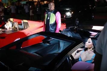 "Yo Gotti & Nicki Minajs' ""Rake it Up"" Video Premieres On Tidal"