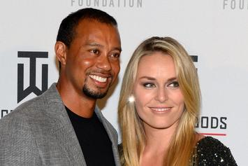Tiger Woods, Lindsey Vonn Nude Photos Leaked