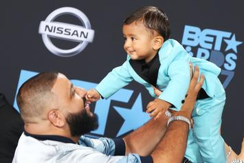 DJ Khaled Flies For First Time In 10 Years Because Of His Son Asahd Khaled