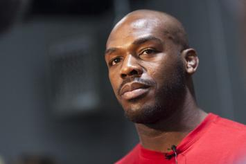 Jon Jones' Teammate Says He's Being Set Up