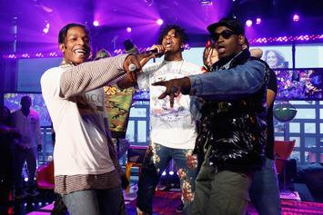 "Stream A$AP Mob's ""Cozy Tapes Vol. 2"""