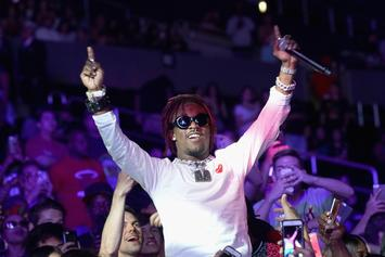 "Lil Uzi Vert On ""Luv is Rage 2,"" Rock Album & More With Zane Lowe"