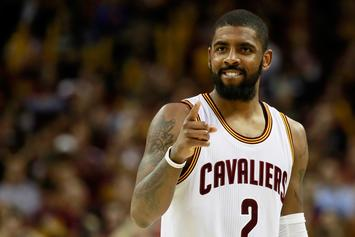 The Cleveland Cavaliers Reportedly Asking For More In Kyrie Irving Trade