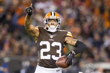 Joe Haden Cut By Browns, Likely To Sign With Division Rival