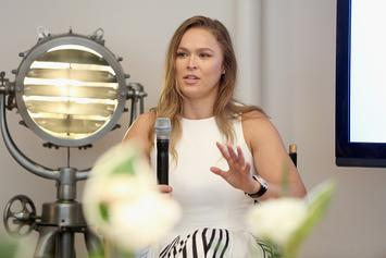 Ronda Rousey Shares Photos From Her Hawaiian Wedding