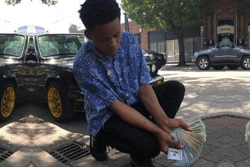 "Five Tay-K Songs That Aren't ""The Race"""