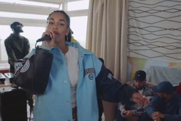 "Jorja Smith Releases New Video For ""On My Mind"" Feat. Preditah"