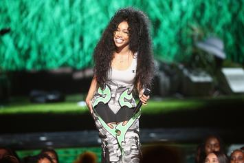 "SZA Welcomes Cardi B Remix Of ""Love Galore"""