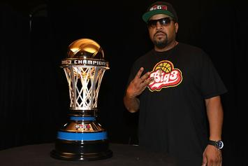 Ice Cube, Big 3 League Face $250 Million Lawsuit
