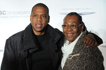 Jay-Z's Mother, Gloria Carter, Talks About 4:44 Duet