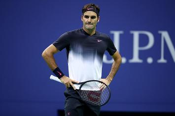 "Roger Federer On U.S. Open Loss: ""I Wasn't In A Safe Place"""