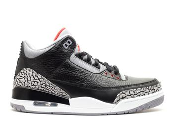 """Black Cement"" Air Jordan 3 Release Date Announced"
