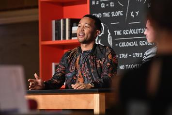"John Legend & Netflix Developing Reality Show ""Rhythm & Flow"""