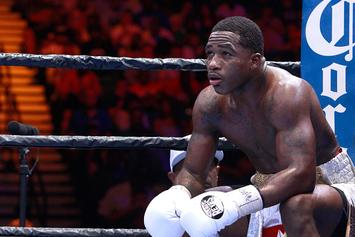 "Adrien Broner Makes Public Plea: ""I Just Want Help"""