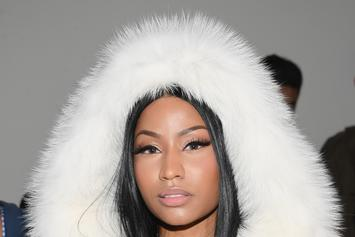 "Nicki Minaj Says Her Fourth Album Is ""So F***ing Good"""