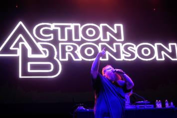 "Action Bronson Announces ""Blue Chips 7000"" Tour"
