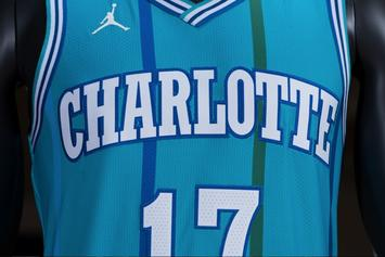 Charlotte Hornets Reveal Classic Retro Uniform For 2017-18 Season