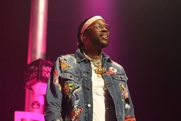 "2 Chainz ""Pretty Girls Like Trap Music"" Goes Gold"