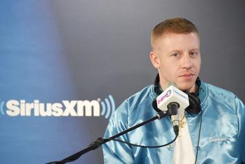 Macklemore Freestyles Over Jay-Z Beat For Funk Flex