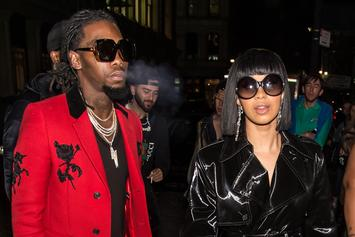 Offset Says Cardi B Called Him After Cop Allegedly Put Her In A Choke Hold