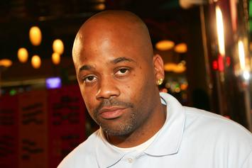Dame Dash Says He Isn't The One Selling His Sneakers and Plaques on eBay