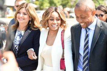 "Blac Chyna & Lawyer Lisa Bloom Prep For ""Chapter 2"" Of Kardashian Battle"
