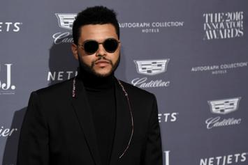 The Weeknd & H&M's Fall Line Has The Satin Jacket You Need