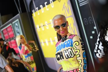 Amber Rose Hosts 3rd Edition Of The SlutWalk In Los Angeles
