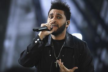 The Weeknd Hints At Marvel Collaboration