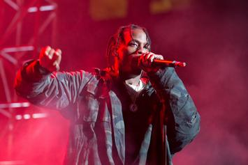 "Travis Scott's ""Butterfly Effect"" Goes Platinum"