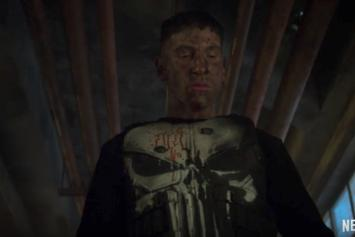 "Netflix & Marvel Pull ""The Punisher"" From N.Y. Comic Con In Light Of Vegas Shooting"