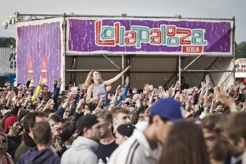 Stephen Paddock Reportedly Booked Hotel Room Overlooking Lollapalooza