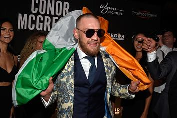 Conor McGregor Reveals New Trailer For Upcoming Documentary