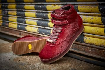 "Reebok Launches Amber Rose ""Muva Fuka"" Freestyle Hi Collab"