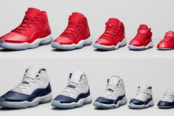 Jordan Brand Unveils Two New Air Jordan 11s: Release Info