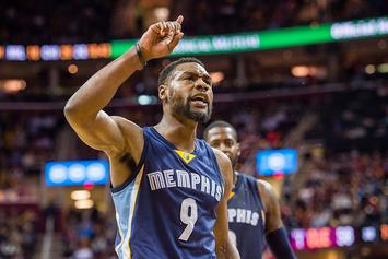 Memphis Grizzlies To Retire Tony Allen's Jersey