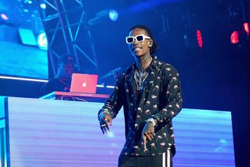 """Wiz Khalifa Announces Release Date For New Mixtape """"Laugh Now, Fly Later"""""""