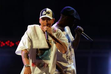 Every Eminem Feature: 2006-2009