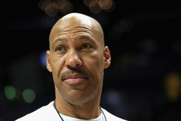 LaVar Ball Claps Back At Patrick Beverley